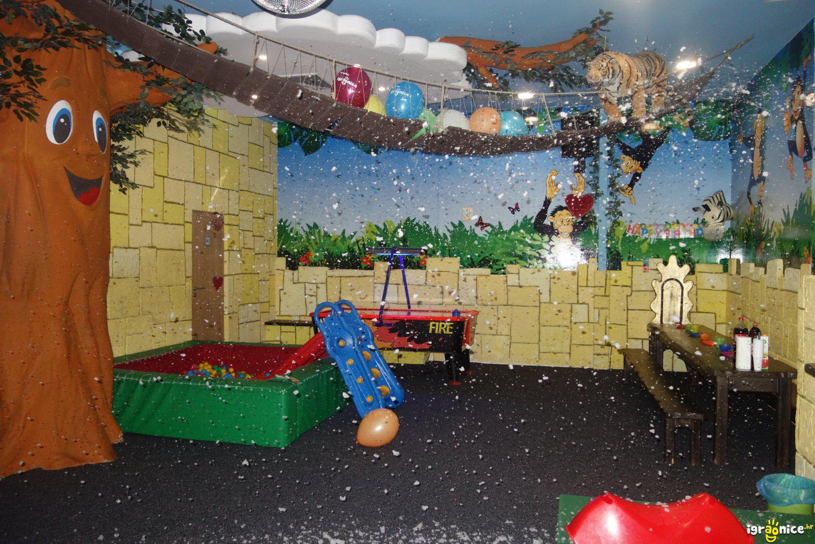 Jungle play 2 - proslave dječjih rođendana već od 750,00 kuna!