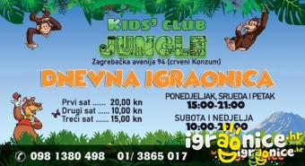 Kids Club Jungle - DNEVNA IGRAONICA
